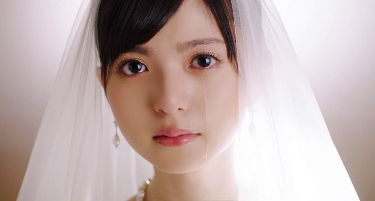 齋藤飛鳥 壁紙11 ウェディングドレス